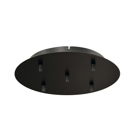 База для подвесного монтажа светильника SLV FITU 132620, черный, металл