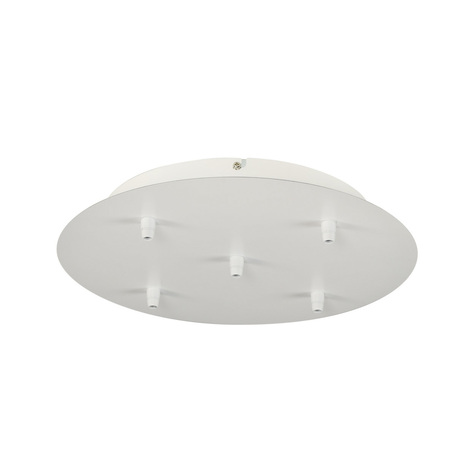 База для подвесного монтажа светильника SLV FITU 132621, белый, металл