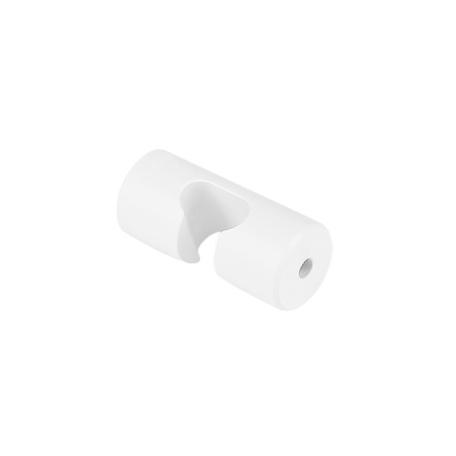 Кабельный зажим SLV FITU MIX & MATCH 132681, белый, металл