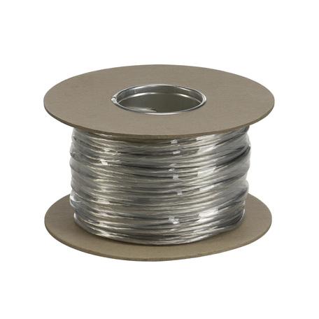 Тросовый токопровод SLV TENSEO 139004, прозрачный, металл
