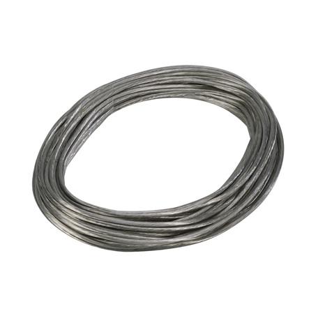 Тросовый токопровод SLV TENSEO 139026, прозрачный, металл