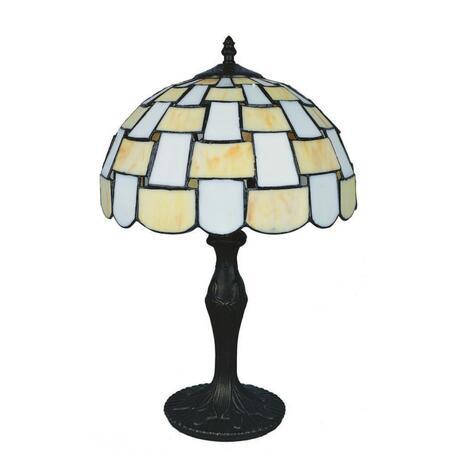 Настольная лампа Omnilux Shanklin OML-80104-01, 1xE27x60W