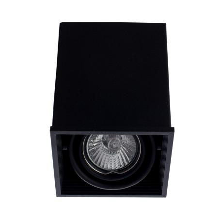 Потолочный светильник Arte Lamp Instyle Cardani Piccolo A5942PL-1BK, 1xGU10x50W, черный, металл