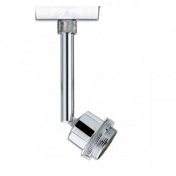 Основание светильника для шинной системы Paulmann VariLine Decosys Spot 95499, 1xGZ10x40W, хром, металл