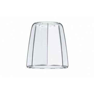 Плафон Paulmann Facett 95357, прозрачный, стекло