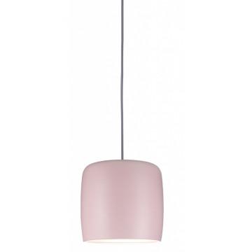 Плафон Paulmann URail Shade Pien 95443, розовый, металл