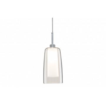 Подвесной светильник для шинной системы Paulmann Radius 95360, 1xGZ10x25W, металл, стекло