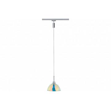 Подвесной светильник для шинной системы Paulmann Sarrasani 95451, 1xGU10x10W, металл, стекло