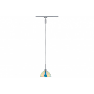 Светильник Paulmann Sarrasani 95451, 1xGU10x10W, металл, стекло