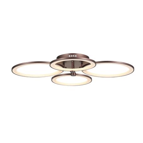 Потолочная светодиодная люстра с пультом ДУ ST Luce Twiddle SL867.702.04 3000-6000K