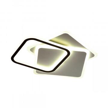Потолочный светодиодный светильник Lumion LEDio Harmony 4503/85CL, LED 85W, белый, коричневый, металл с пластиком