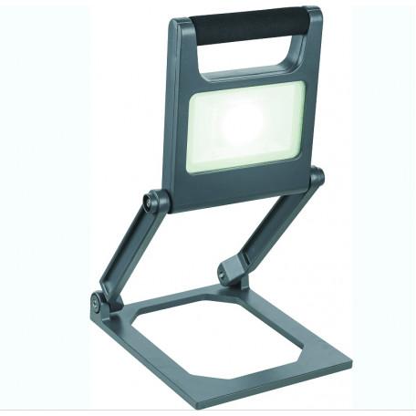 Светодиодный прожектор Globo Acatena 34149, IP44, LED 10W, 6500K (холодный), металл, стекло
