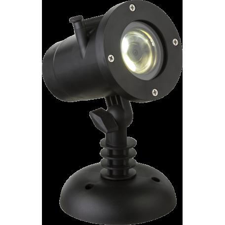 Светодиодный прожектор Globo Meriton 32003, IP65, LED 4W 15000K, пластик