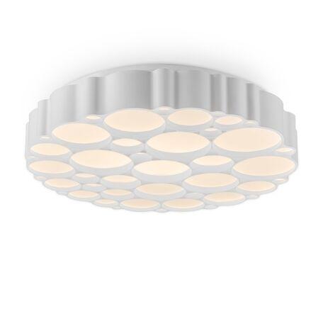 Потолочная светодиодная люстра Freya Marilyn FR6043CL-L72W, LED 72W 3000-6000K 4800lm CRI80, белый, металл, металл с пластиком