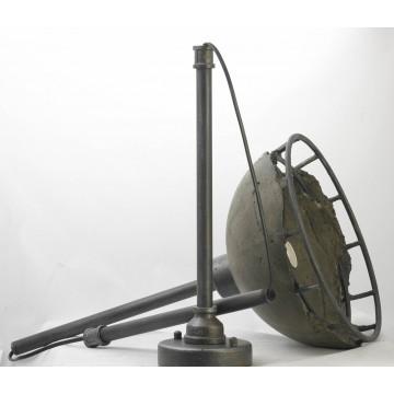 Подвесной светильник Lussole Loft Medford LSP-9642, IP21, 1xE27x60W, серый, металл, бетон - миниатюра 3