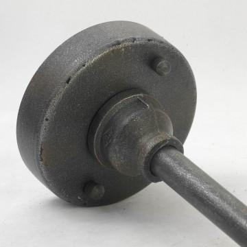 Подвесной светильник Lussole Loft Medford LSP-9642, IP21, 1xE27x60W, серый, металл, бетон - миниатюра 7