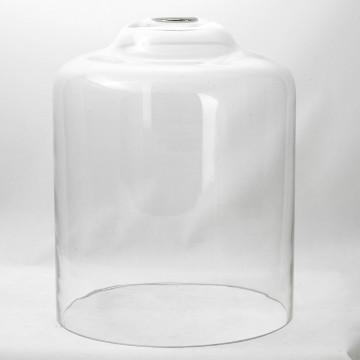 Подвесной светильник Lussole Loft Dix Hills LSP-9668, IP21, 1xE27x60W, черный, прозрачный, канат, металл, стекло - миниатюра 7