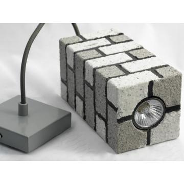 Подвесной светильник Lussole Loft Mount Vernon LSP-9684, IP21, 1xGU10x50W, серый, металл - миниатюра 5