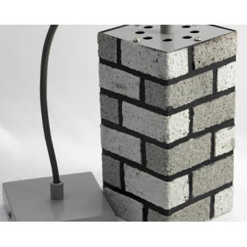 Подвесной светильник Lussole Loft Mount Vernon LSP-9684, IP21, 1xGU10x50W, серый, металл - миниатюра 6