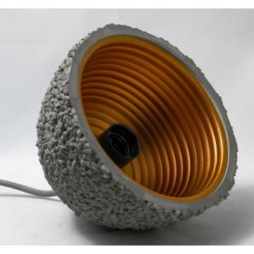 Подвесной светильник Lussole Loft Lindenhurst LSP-9855, IP21, 1xE27x60W, серый, металл, бетон - миниатюра 3