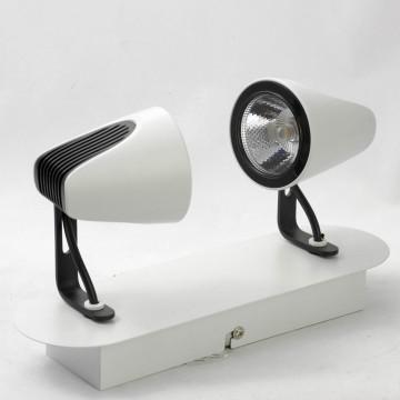 Потолочный светильник с регулировкой направления света Lussole Loft Merano LSN-4101-02 - миниатюра 2