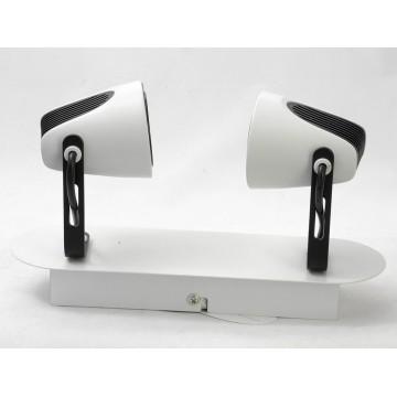 Потолочный светильник с регулировкой направления света Lussole Loft Merano LSN-4101-02 - миниатюра 3