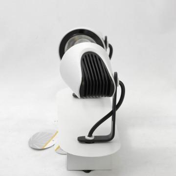 Потолочный светильник с регулировкой направления света Lussole Loft Merano LSN-4101-02 - миниатюра 4
