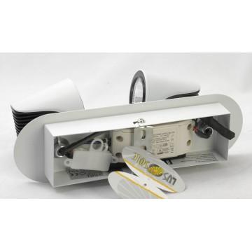 Потолочный светильник с регулировкой направления света Lussole Loft Merano LSN-4101-02 - миниатюра 5