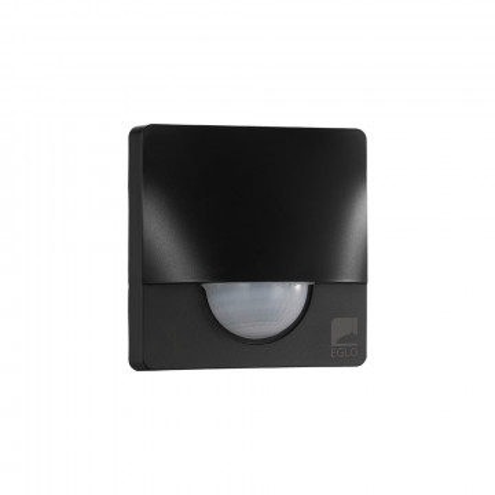 Датчик движения Eglo Detect Me 3 97465, IP44, черный, пластик