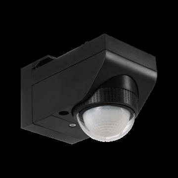 Датчик движения Eglo Detect Me 4 97467, IP44, черный, пластик