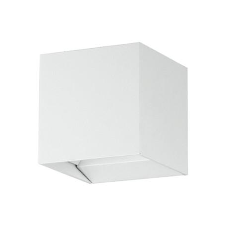 Настенный светодиодный светильник Eglo Calpino Pro 61921, IP54, LED 6,6W 3000K 680lm CRI80, белый, металл