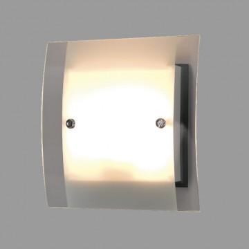 Настенный светильник Citilux Сантона Венго CL210315, 2xG9x40W, венге, хром, белый, прозрачный, металл, стекло - миниатюра 3