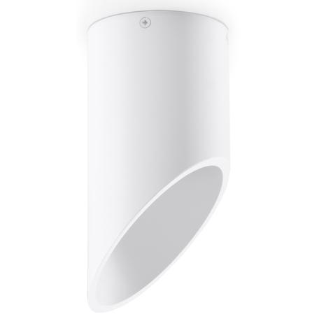 Потолочный светильник Sollux Penne SL.0103, 1xGU10x40W, белый, металл