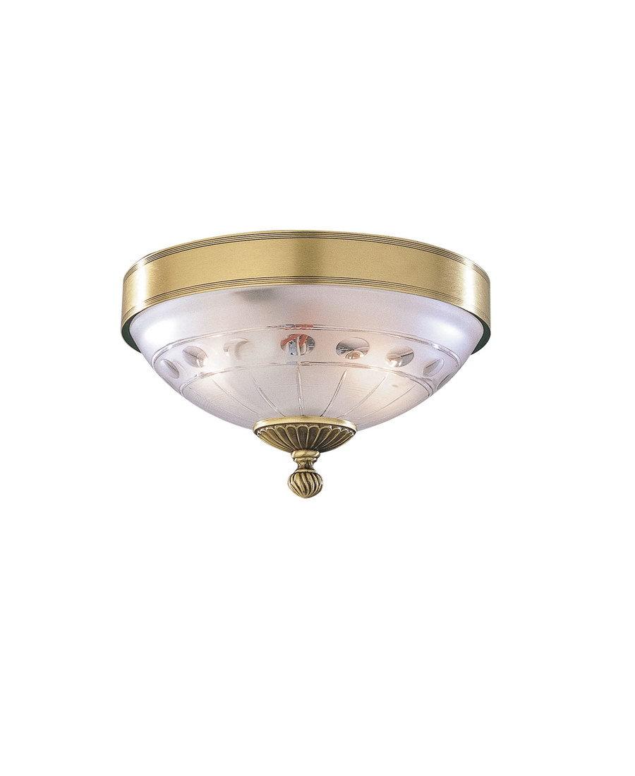Потолочный светильник Reccagni Angelo PL 2304/2 - фото 1