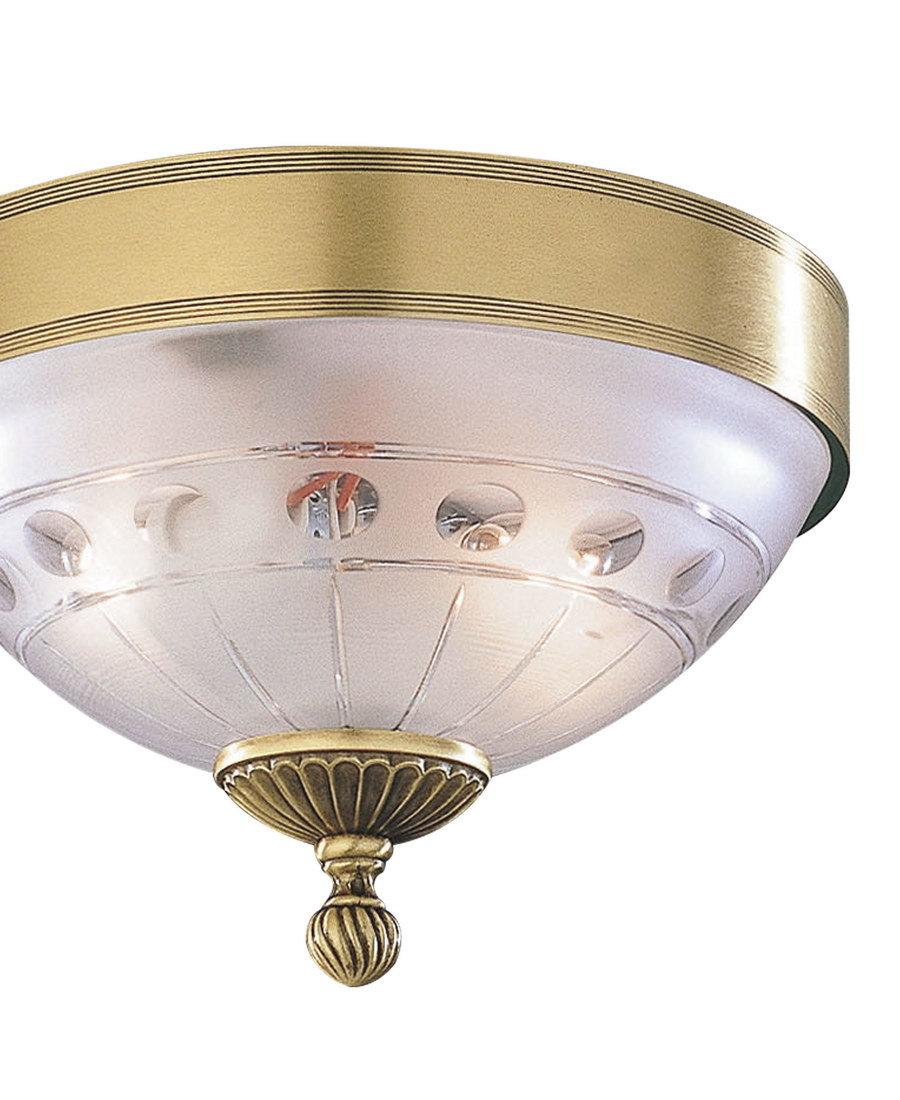 Потолочный светильник Reccagni Angelo PL 2304/2 - фото 2
