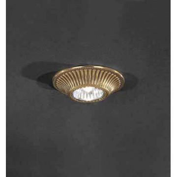 Встраиваемый светильник Reccagni Angelo SPOT 1078 Oro