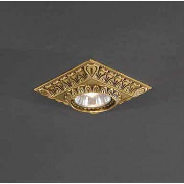 Встраиваемый светильник Reccagni Angelo SPOT 1083 Bronzo