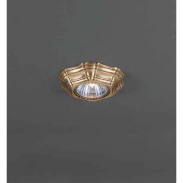 Встраиваемый светильник Reccagni Angelo SPOT 1096 Bronzo
