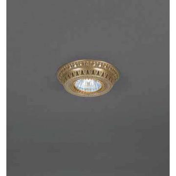 Встраиваемый светильник Reccagni Angelo SPOT 1097 Bronzo
