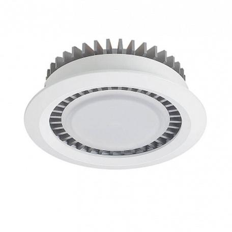 Встраиваемая светодиодная панель Lucia Tucci Professionale TURBO 141.1-5W-WT/GR, LED 5W 3000K 274lm