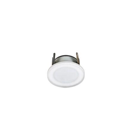 Встраиваемый светодиодный светильник Lucia Tucci Professionale VET 106.1-3W-WT, IP44, LED 3W 3000K 175lm