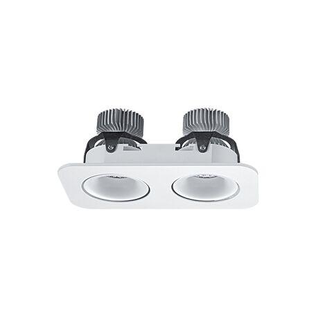 Встраиваемый светодиодный светильник Lucia Tucci Professionale LIMBA 464.2-7W-WT, LED 14W 3000K 900lm