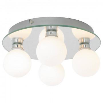 Arte Lamp Aqua A4444PL-4CC, IP44, 4xG9x40W, белый