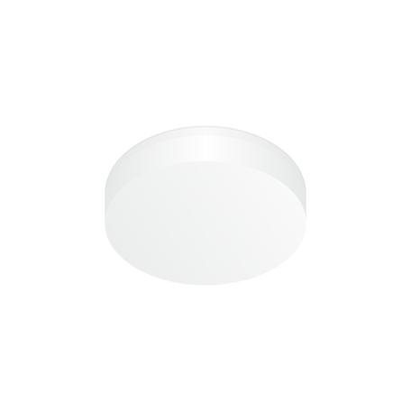 Светодиодная панель Citilux Вега CLD5210W, LED 10W 3000K 1000lm, белый, пластик