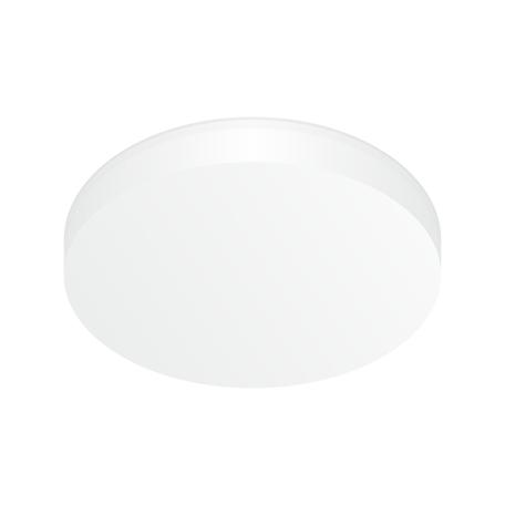 Светодиодная панель Citilux Вега CLD5224W, LED 24W 3000K 2400lm, белый, пластик