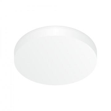 Встраиваемая светодиодная панель Citilux Вега CLD5224W, LED 24W 3000K 2400lm, белый, пластик
