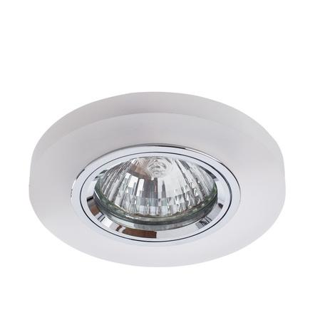Arte Lamp Wagner A5331PL-1WH, 1xGU10GU5,3x50W + LED 3W, белый