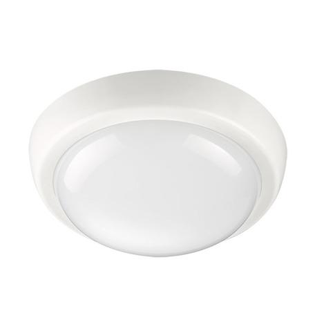 Настенный светодиодный светильник Novotech Street Opal 357506, IP54, LED 18W 4000K 1050lm, белый, пластик