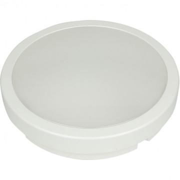 Настенный светодиодный светильник Novotech Street Opal 357514, IP54, LED 24W 4000K 1900lm, белый, пластик