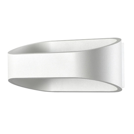 Настенный светодиодный светильник Novotech Calle 357517, IP54 3000K (теплый), белый, металл